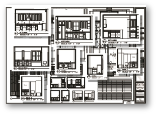 Interior Elevation Sheet