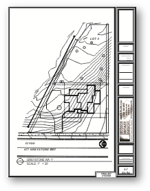 Site Plan Sheet